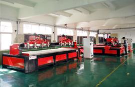 CNC雕刻车间