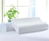 乳胶美容枕头